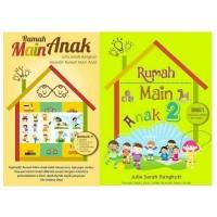 Paket Buku Anak Terlaris Rumah Main Anak RMA Best Seller Julia Sarah