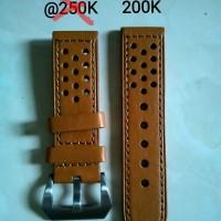 Tali jam tangan kulit kualitas baik model terbaru