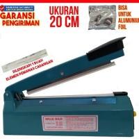 Sealer Alat Press Plastik 20cm murah