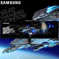 Samsung 49Inch CHG90 Curved HDR Ultra Wide QLED 49
