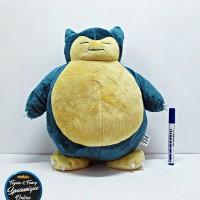 Boneka pokemon Snorlax Tomy