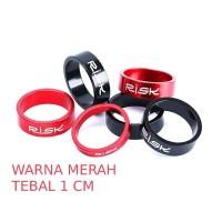 Ring Spacer Aluminium Aloy Merk RISK