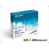 TERBARU TP-Link TD-W8961N 300Mbps Wireless N ADSL2   Modem Router 2