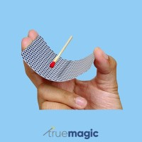 Floating Match (Alat Sulap Levitasi Korek Terbang Close Up)