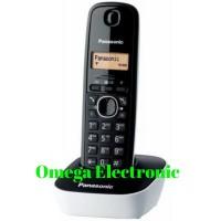 Panasonic KX-TG1611 - Telepon Wireless Cordless Tanpa Kabel Single