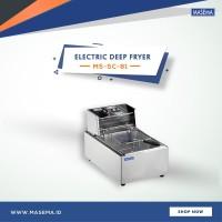 Mesin Penggorengan Kentang Goreng - Deep Fryer Electri Best deals