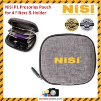 NiSi P1 Prosories Pouch Case Holder 4 Filters & Holder