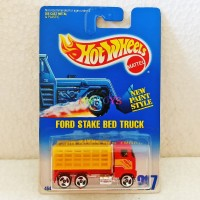 Hot Wheels Ford Stake Bed Truck