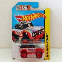 Hot Wheels Custom Ford Bronco HW Off-Road - HW Hot Trucks