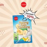Keripik Pisang Susu Lembang Original