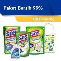 SOS Paket Bersih 99%