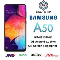 Samsung Galaxy A50 2019 4 / 64 GB RAM 4GB ROM 64GB - Garansi Resmi
