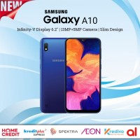 Samsung Galaxy A10 2/32GB-Garansi Resmi