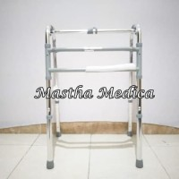 Walker Alat Bantu Latihan Jalan Deluxe One Med Onemed