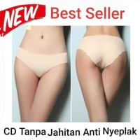Celana Dalam Wanita Seamless / Tanpa Jahitan Anti Nyeplak 001