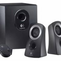 Harga logitech speaker system z313 for computer laptop | Pembandingharga.com
