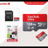 Sandisk Microsd 128Gb 80Mb/S A1 Class 10 Micro Sd 128 Gb 80 Mbps4