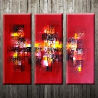 Paling Populer Lukisan Abstrak V5B