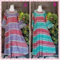 Harga batik huza sekdress natalie klok t 7 8 soft | Pembandingharga.com
