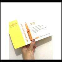 SATUAN Fresh Concentrate VIT C Ampoule Serum BB Glow VC TRANSLUCENT