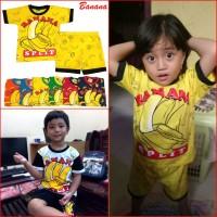 Harga promo banana 0 10 tahun setelan baju anak pakaian anak   Pembandingharga.com