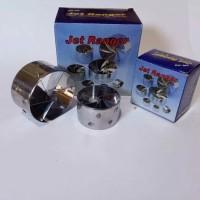 Turbo ventilator jet ranger single,penghemat bensin ( motor )