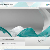Autodesk Maya 2018 for Windows Original