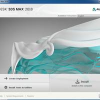 Autodesk 3ds Max 2018 for Windows Original