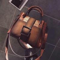 Tas casual kekinian Good Quality PU Leather HC900 DISKON CUCI GUDANG
