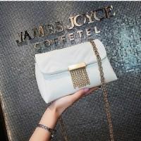 Tas Clutches cantik / handbag cantk/ tas pesta cantik aksen gold