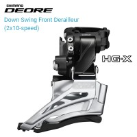 a13adeac405 Shimano Deore FD-M6025 Down Swing Front Derailleur 2 x 10 Speed
