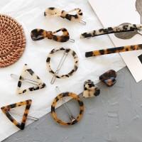 Harga jepit rambut animal print korea jepitan leopard motif macan   antitipu.com