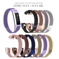 Magnetic Milanese Loop for Fitbit Alta