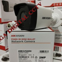 HIKVISION IP CAM DS-2CD1021-I / CCTV IP KAMERA 2MP 1080P OUTDOOR