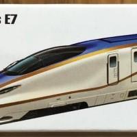 Tomica Long 135 Shinkansen Series E& Miniatur KRL kereta Listrik Japan
