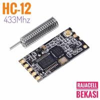 HC12 HC-12 433Mhz SI4463 Wireless Serial port 1000 Meter for Arduino