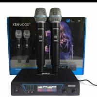 Harga mic wireless kenwood kw | antitipu.com