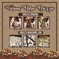 BroZza Marshmellow Brownies Pizza Panggang