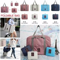 European Easy Carry Folding Bag /Tas Travel Lipat