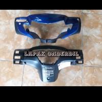 batok kepala depan belakang supra x 125 lama biru