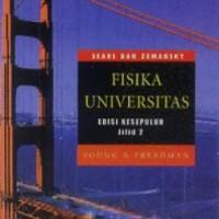 Harga buku fisika universitas jl 2 ed 10 original | Pembandingharga.com