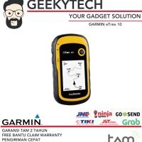 Garmin eTrex 10 GPS SEA - Garansi TAM 2 Tahun