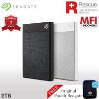 Seagate Backup Plus Ultra Touch Hardisk Eksternal 2TB USB3.0 + PC [FS]
