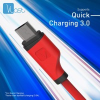 Hippo Vlast DC-03 Micro USB 100cm Quick Charging 3.0