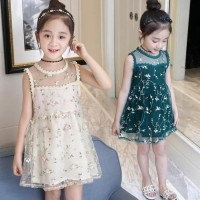 Dress pesta anak/lala dress/gaun anak/dress import/dress korea