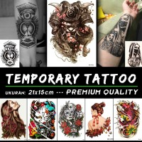 WHOLESALE/GROSIR - TEMPORARY TATTOO / TATO SEMENTARA -