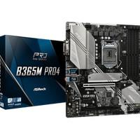 ASRock B365M Pro4 (LGA1151, B365, DDR4, USB3.1, SATA3)