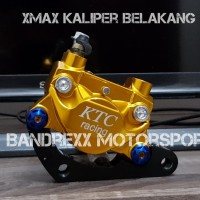 Kaliper Belakang KTC 2 Piston for Yamaha Xmax 250