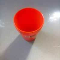Gelas Susun 340ml Orange Melamine - Golden Dragon B0902
