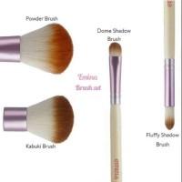 Promo Ramadhan! EMINA SET BRUSH | Makeup Brush Set | Set Kuas Make Up